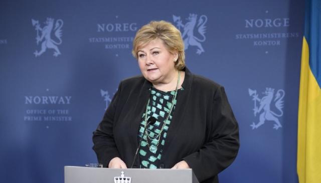 прем'єр-міністр Норвегії Ерна Солберг
