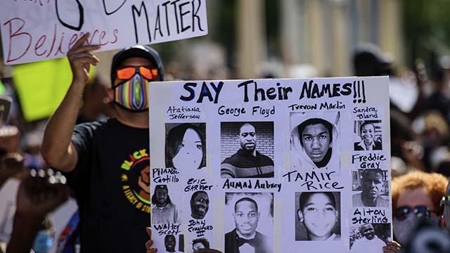 Протести у США - вбивство Джорджа Флойда