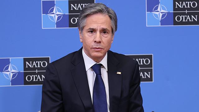 Загострення на Донбасі: Блінкен обговорив ситуацію з главами МЗС Франції і Німеччини