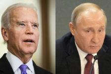 Байден может обсудить Украину на встрече с Путиным