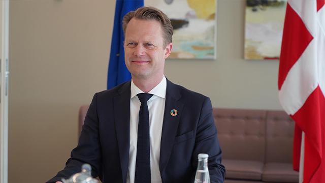 Україна не одна: Данія закликала Росію до деескалації