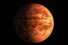 Китайський марсохід передав на Землю фотографії з Червоної планети