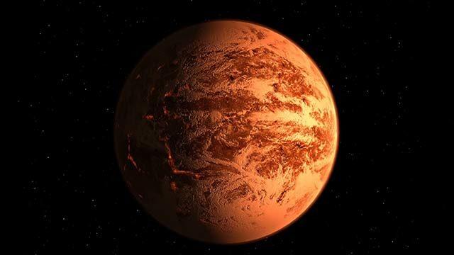 Китайский марсоход передал на Землю фотографии Красной планеты