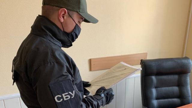 Державна зрада: СБУ викрила екс-чиновника РНБО та АП | Факти ICTV