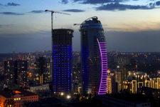 Украинский проект Taryan Towers победил в соревновании International Property Awards