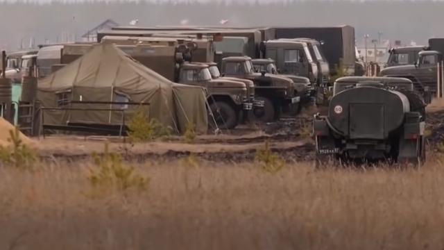 польовий табір РФ