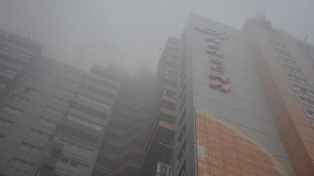 Пожежа в Одесі: із ЖК Апельсин евакуювали 55 осіб