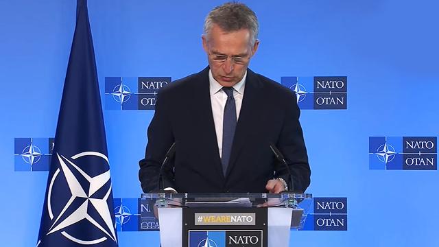НАТО закликає РФ негайно припинити загострення на кордоні з Україною