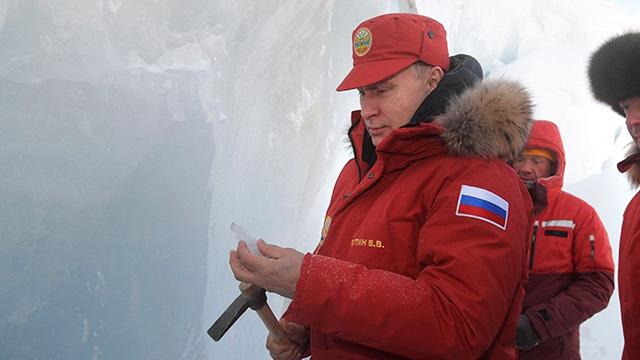 Росія нарощує війська в Арктиці: що там шукає Путін та чи загрожує світу нова війна