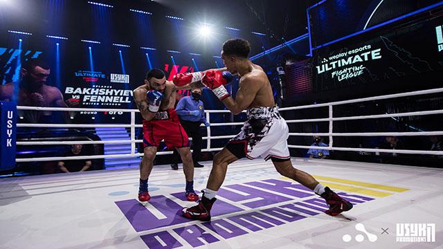 Ultimate Boxing Fight у Києві розсунув межі класичного спорту