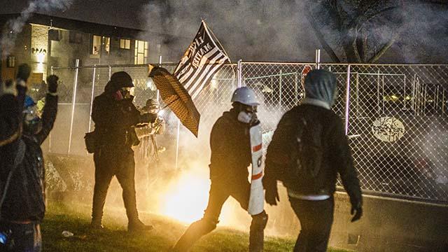 Протести в США після вбивства Данте Райта