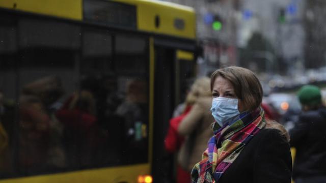 Червона зона карантину у Києві: як працюватиме транспорт, школи та кафе