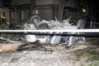 В Одесі Ford злетів з дороги, перекинувся і протаранив дерево – є жертва
