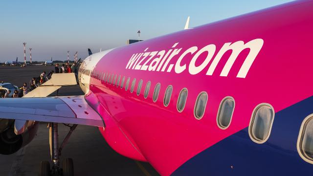 Wizz Air знову відтермінував відновлення авіаперевезень