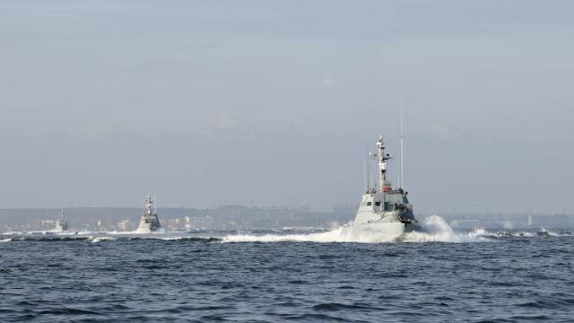 морські сили ЗСУ