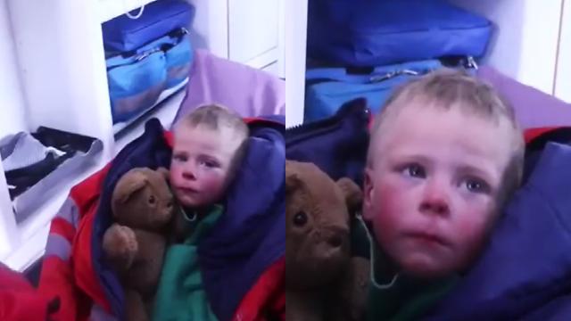 Голодний і заплаканий: подробиці пошуків хлопчика на Київщині і що загрожує батькам