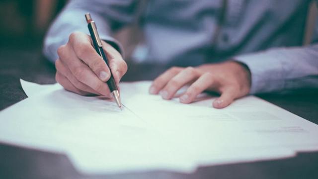 Як написати скаргу (зразок)