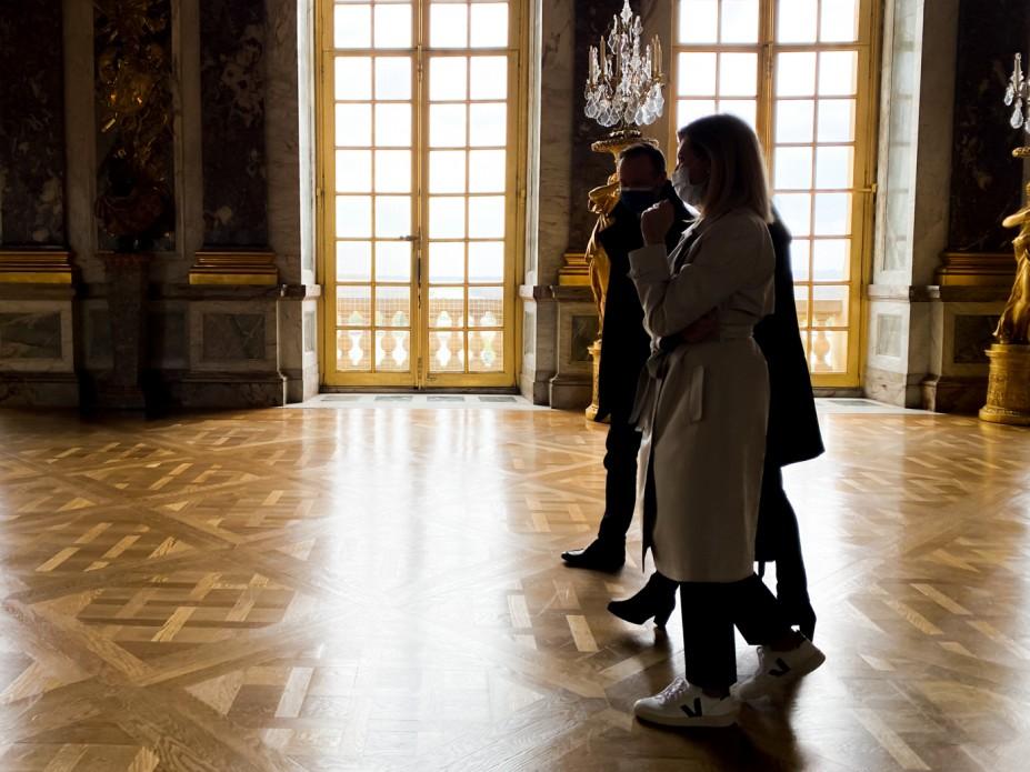 Олена Зеленська у Версалі