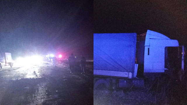 Вантажівка зіткнулася з мікроавтобусом: в ДТП під Сумами загинуло двоє водіїв