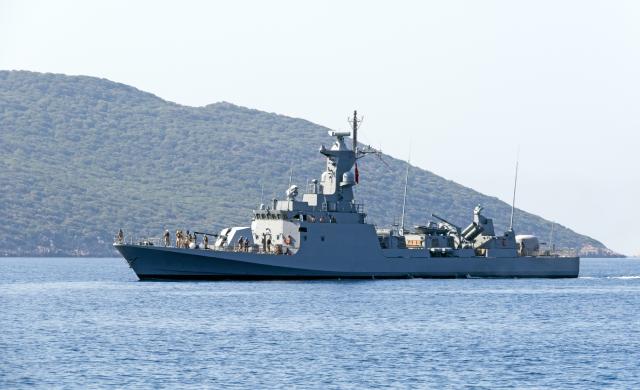 выйськовий корабель, росыйська агресія, чорне море