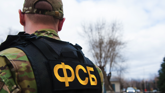 У Петербурзі затримали українського консула Олександра Сосонюка