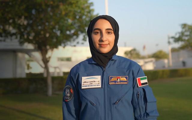 перша жінка астронавт в ОАЕ