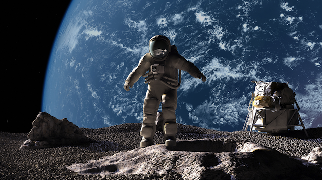 NASA рулить! SpaceX доставить астронавтів на поверхню Місяця