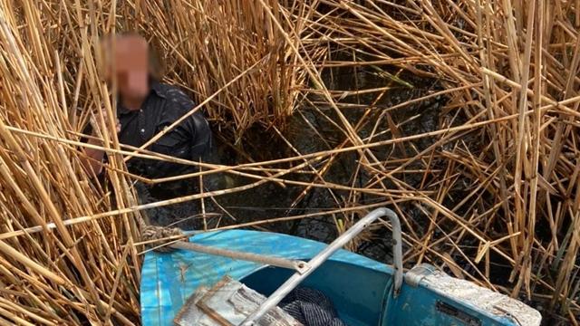 Лежав в очереті біля човна: в Одеській області врятували громадянина Молдови