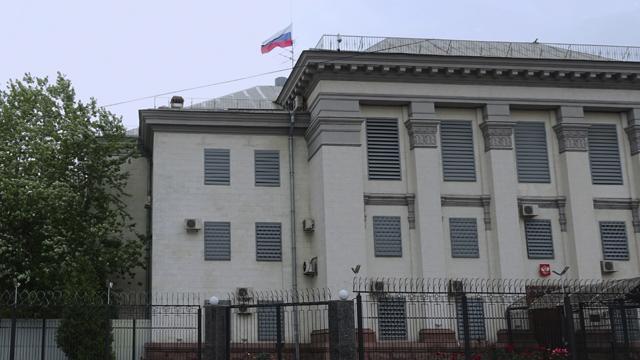МЗС України висилає старшого дипломата посольства РФ у Києві