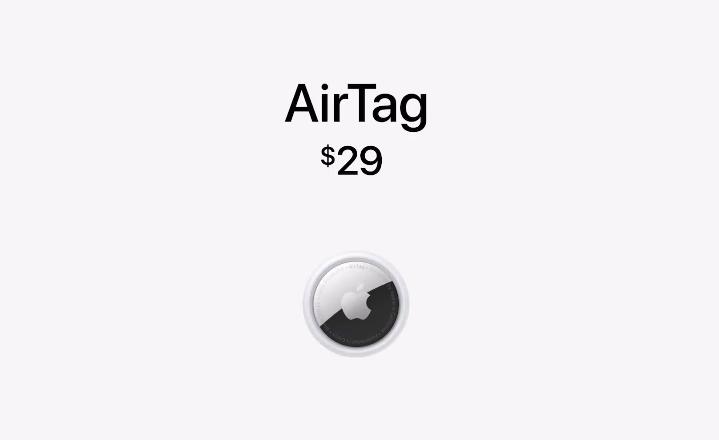 Трекер AirTag – що відомо про новинку від Apple та ціна