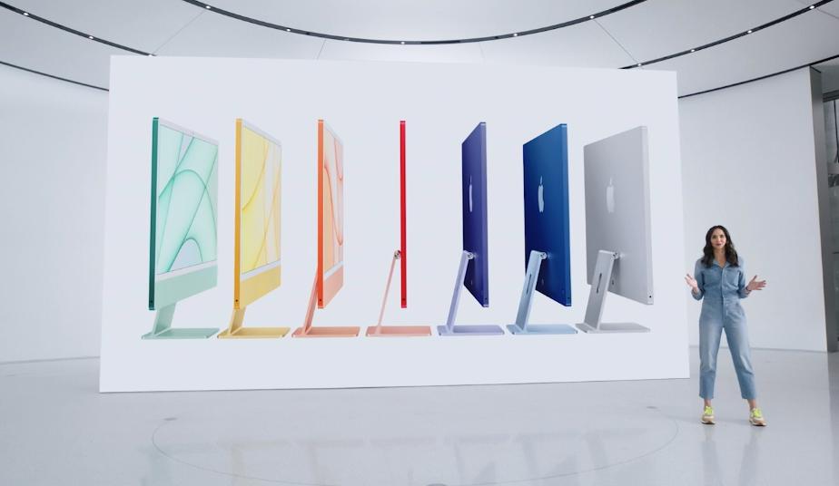 iMac 2021: характеристика і ціна новинки від Apple