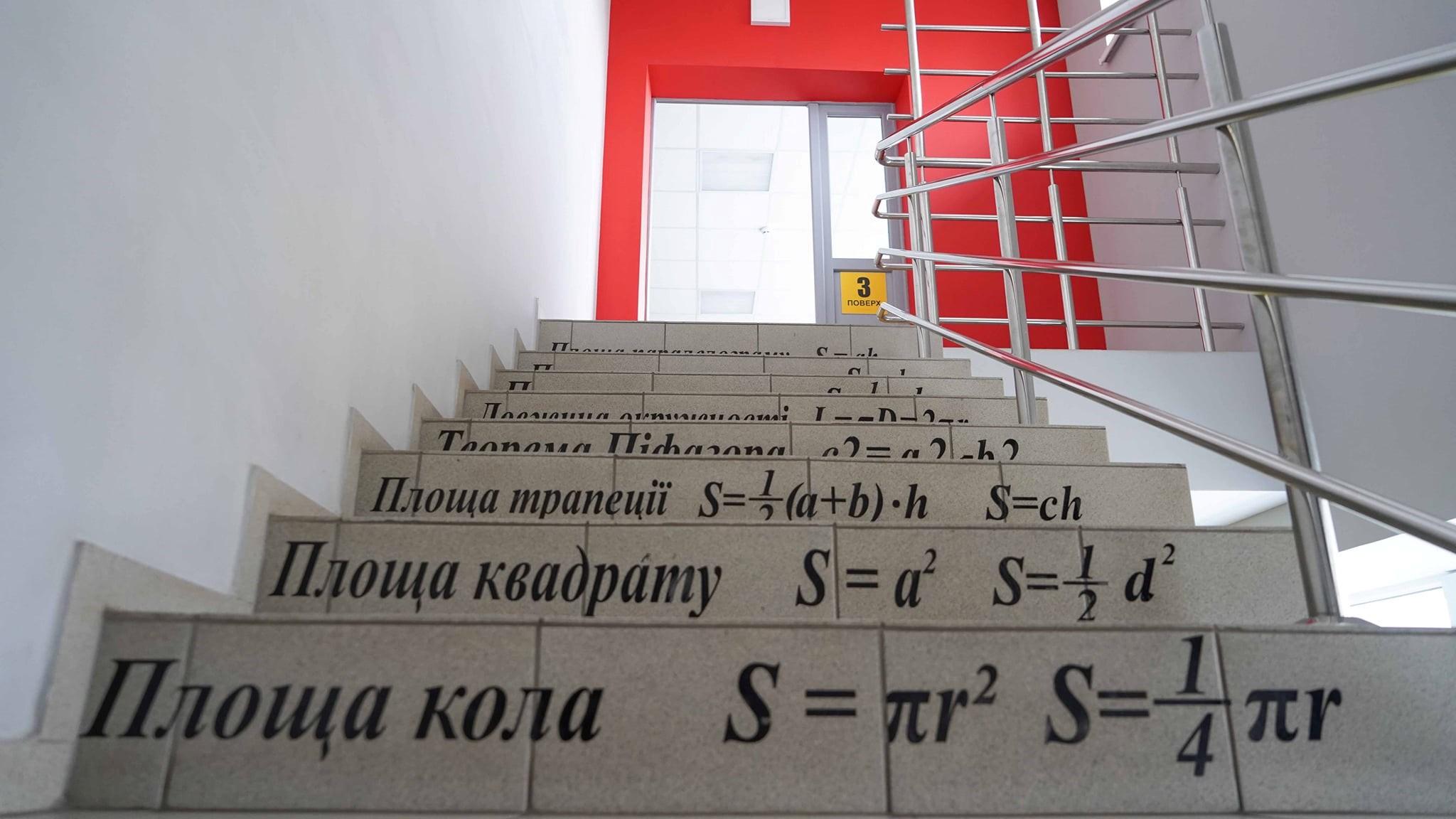 Реконструкція школи