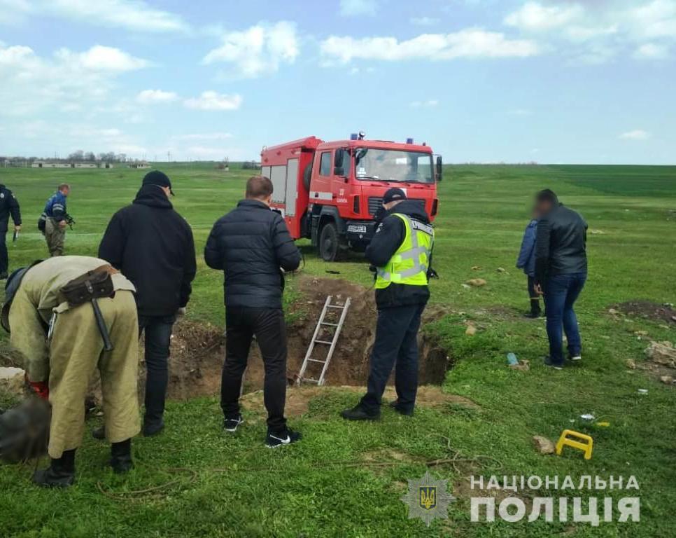 Тіла знайшли в колодязі: названо причину загибелі чотирьох людей на Одещині