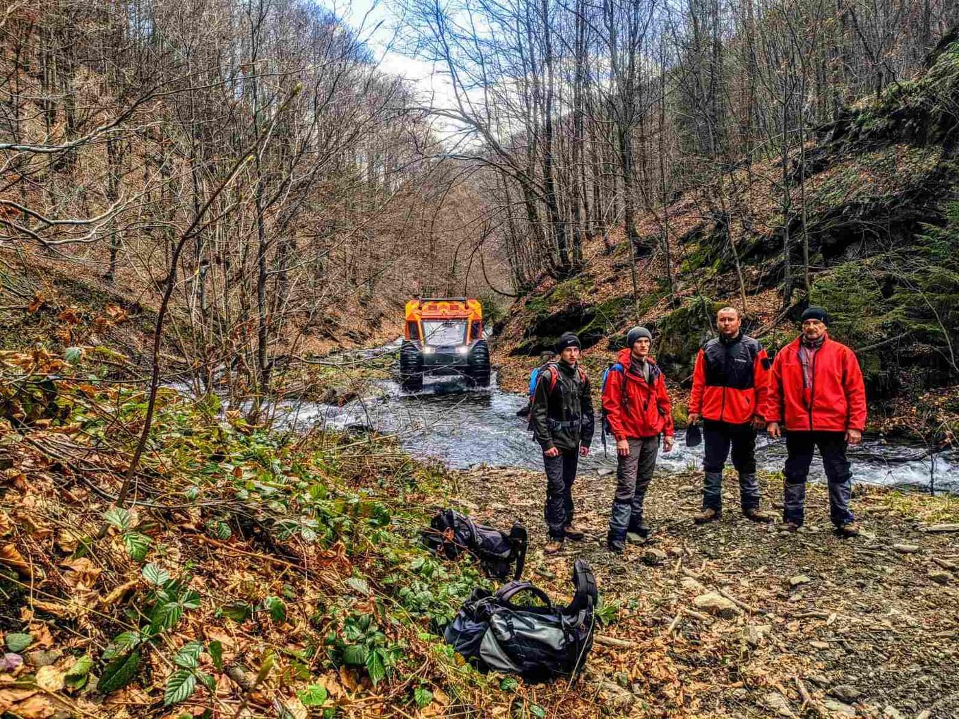 Зниклого в Карпатах туриста з Києва знайшли мертвим через три місяці