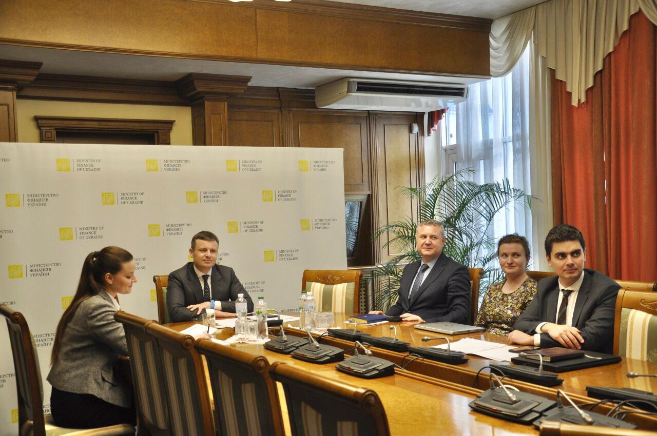 Україна розраховує отримати 600 млн євро від ЄС до вересня – Мінфін