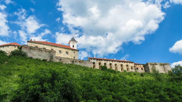 Мукачево замок Паланок (2)