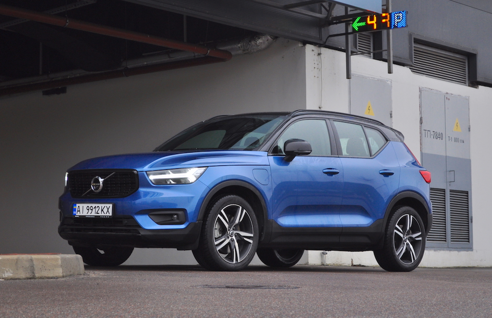 Тест-драйв Volvo XC40 Recharge: 2,4 л на 100 км?