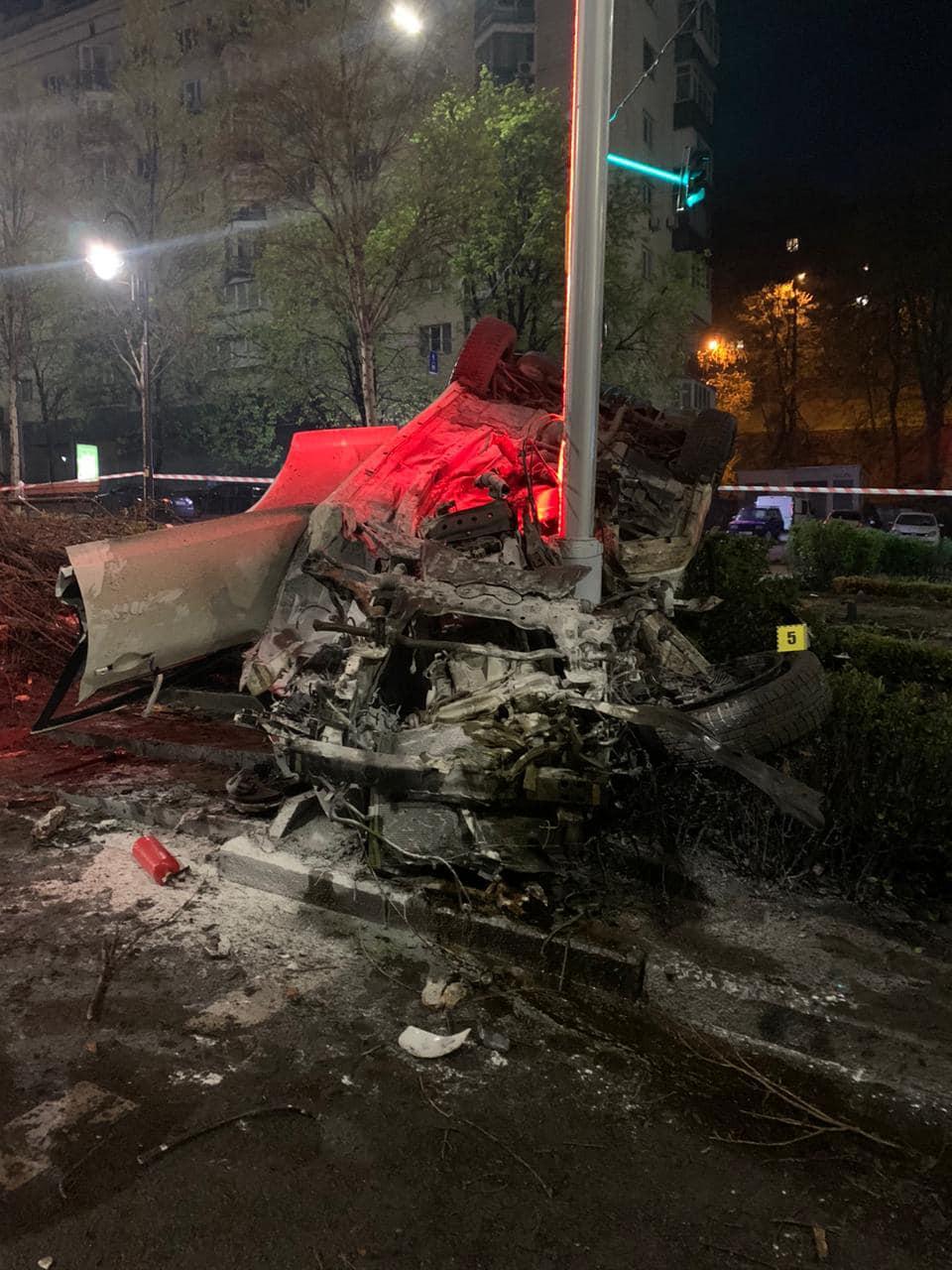 Смертельна ДТП у Києві: водія заарештували без права внести заставу