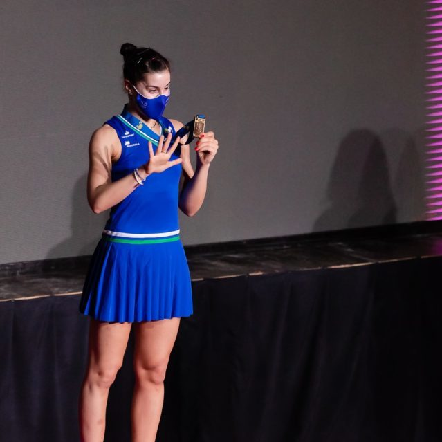 У Києві завершився 28-й Чемпіонат Європи з бадмінтону