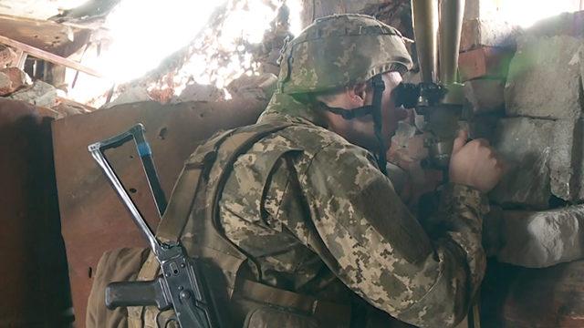 На Донбасі бойовики шість разів порушили режим тиші та підіймали безпілотник