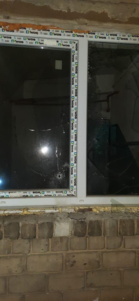 Covid-лікарню в Донецькій області обстріляли окупанти