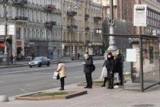 Черги на транспорт і жодного напливу в ТРЦ: як Київ виходить з локдауну