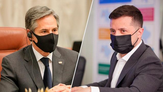 ПДЧ, Нафтогаз и альянс Украина-США: все, что известно о визите Блинкена