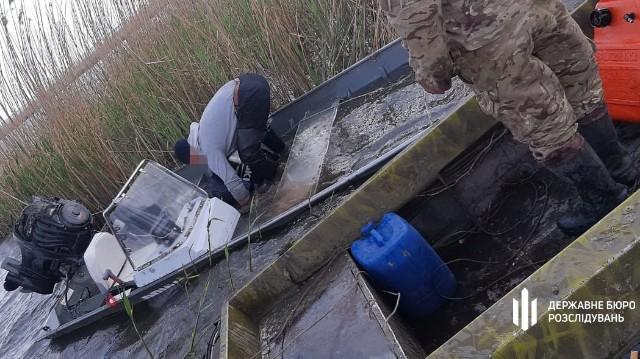 Аварія човна з прикордонниками в Одеській області