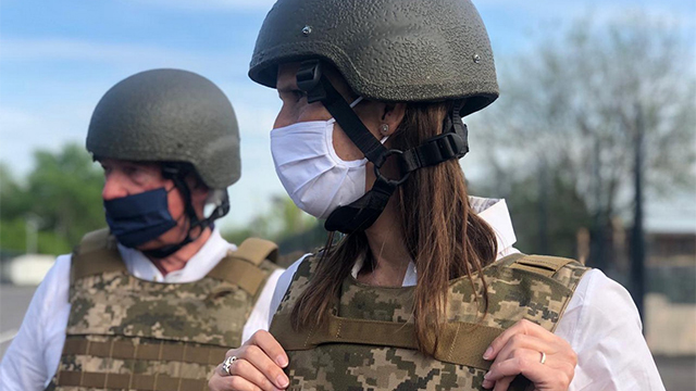 Очільники МЗС країн Бенілюксу обіцяли розказати правду про Донбас