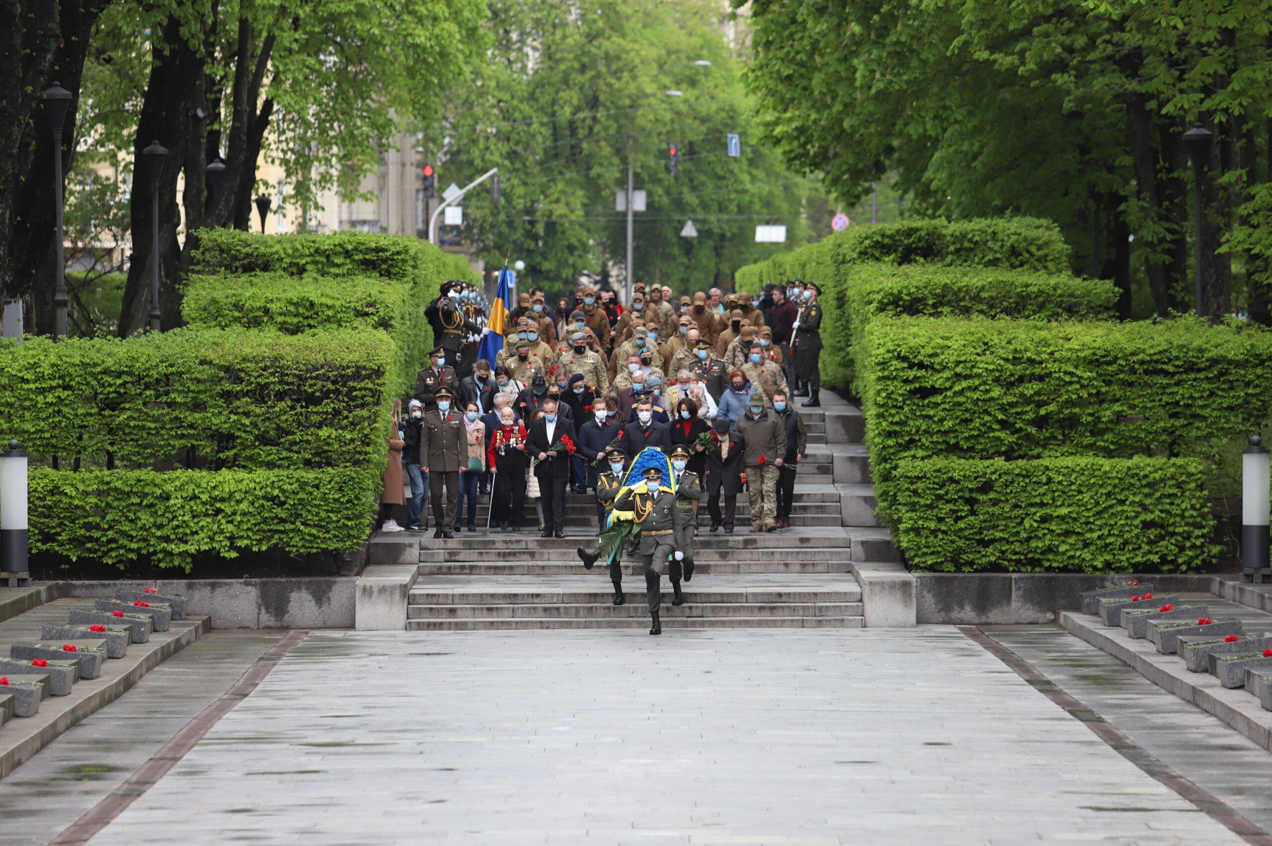 Не відрізняю 8 і 9 травня: Кличко привітав українців з Днем пам'яті та примирення