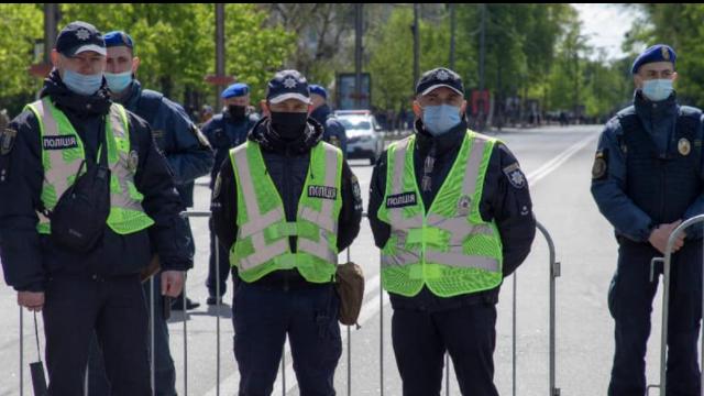 День перемоги над нацизмом у Києві