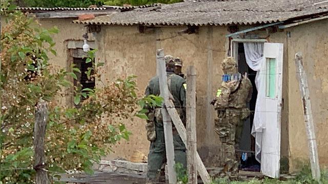 Під час незаконних обшуків в Криму вбито одну людину – ФОТО