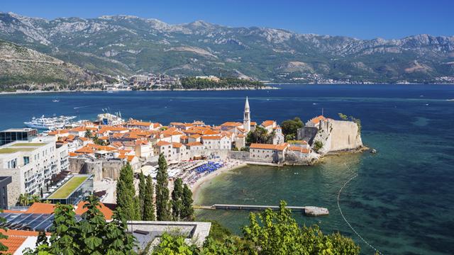 будва чорногорія