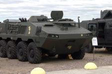 Украинские разработчики представили передовые новинки военной техники